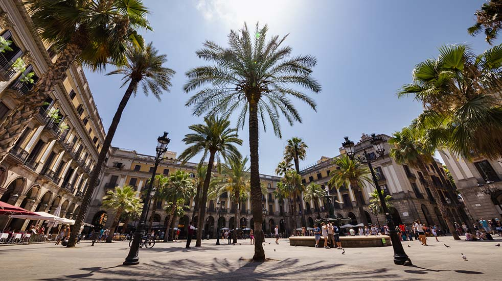 Accessible travel destinations Barcelona