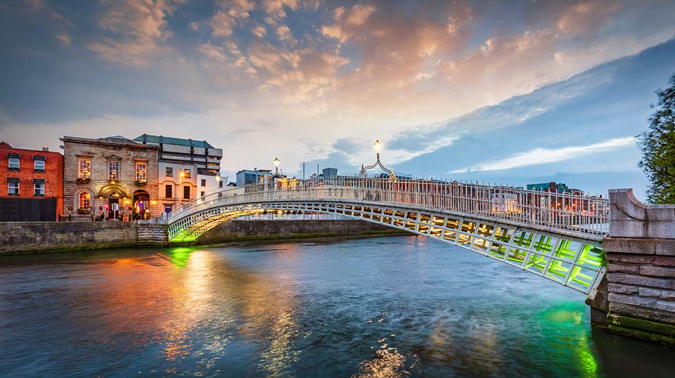 Accessible travel destinations in Europe Dublin