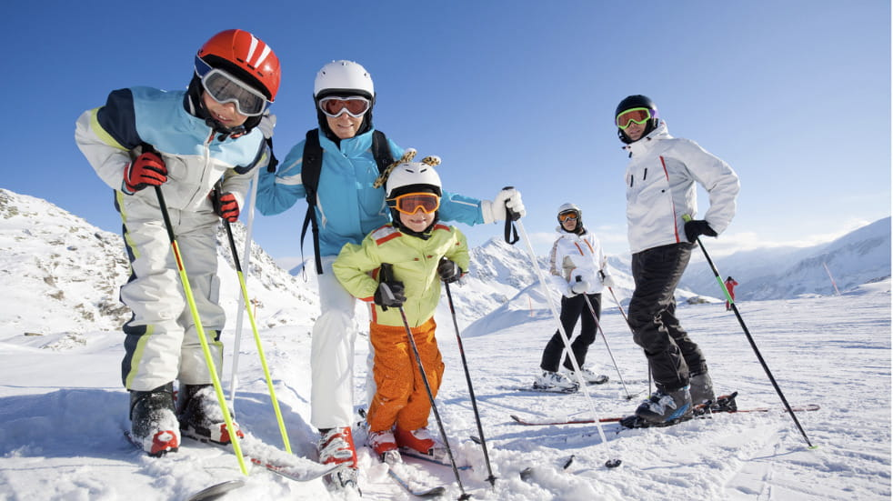 Best places to ski with children