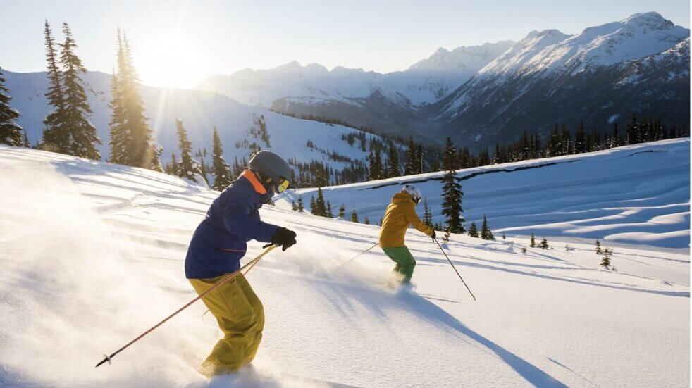 How to choose the best skiing holiday