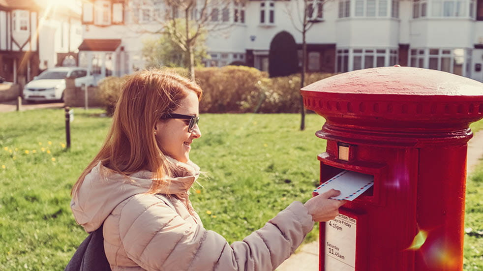Ten ways you can help your community during the coronavirus crisis; postbox