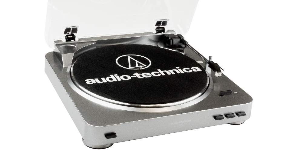 Christmas gift guide Audiotech turntable