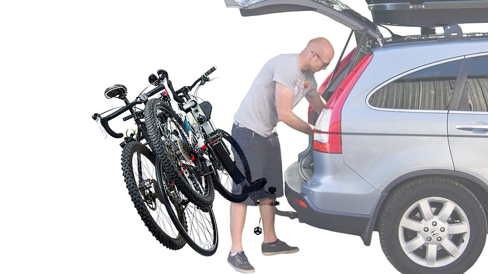 Best bike racks for cars - Buzz Rack Buffalo