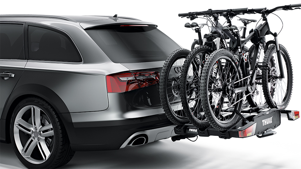 Best bike racks for cars - Thule Easyfold