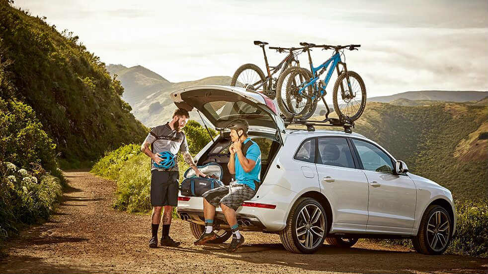 Best bike racks for cars - Thule Proride