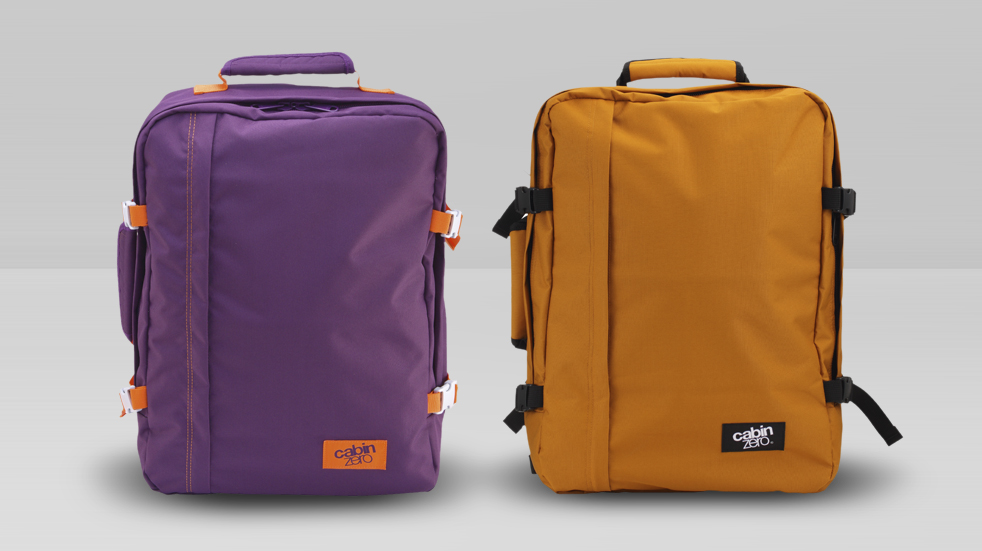 Cabin bags ideal for weekend or overnight bags