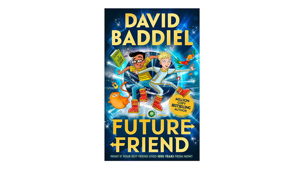 Autumn reads David Baddiel Future Friend