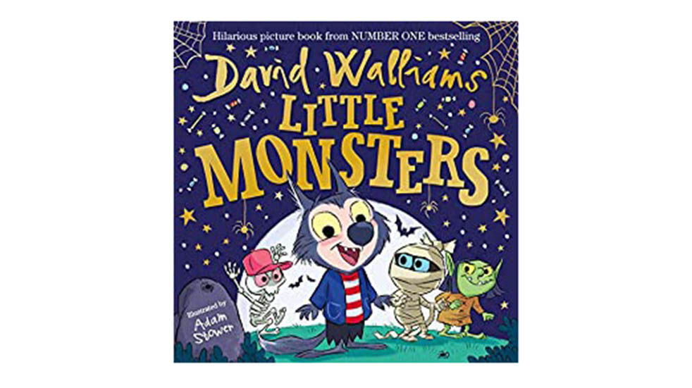 Autumn reads David Williams Little Monsters