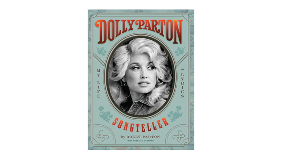 Autumn reads Dolly Parton Songteller