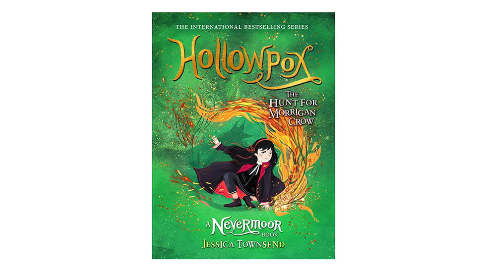 Autumn reads Jessica Townsend Hollowpox
