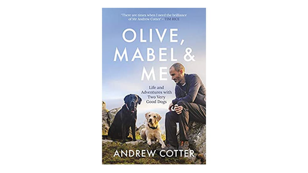 Autumn reads Olive Mabel and Me