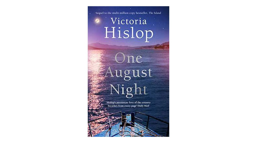 Autumn reads Victoria Hislop One August Night