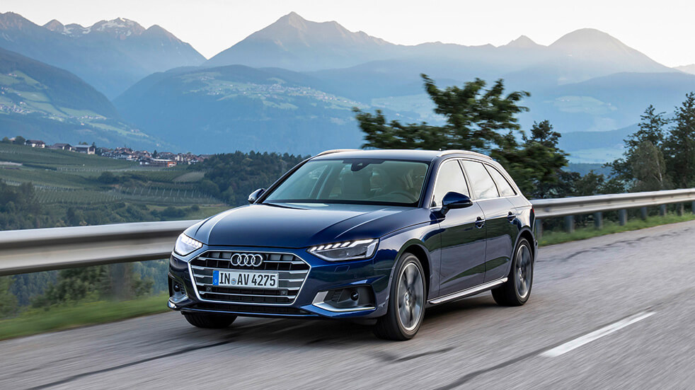 The best new cars for spring 2020; Audi A4 Avant