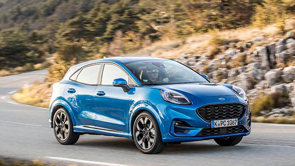 The best new cars for spring 2020; Ford Puma