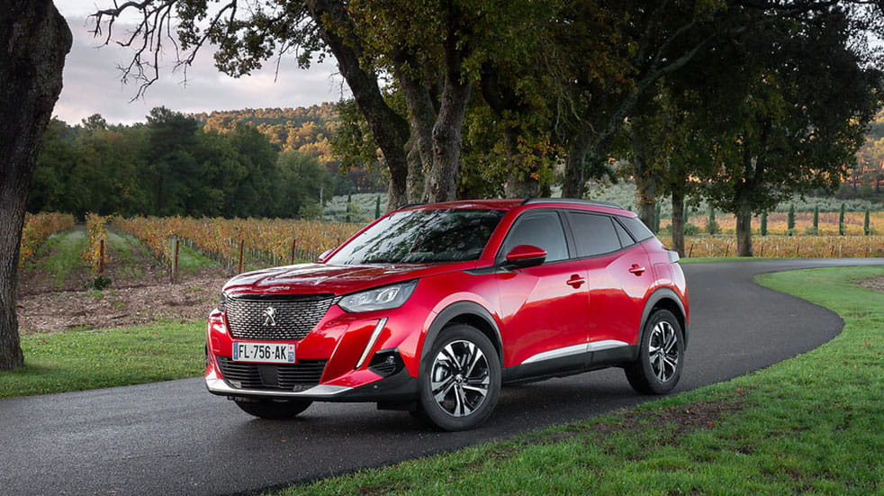 The best new cars for spring 2020; Peugeot 2008 SUV