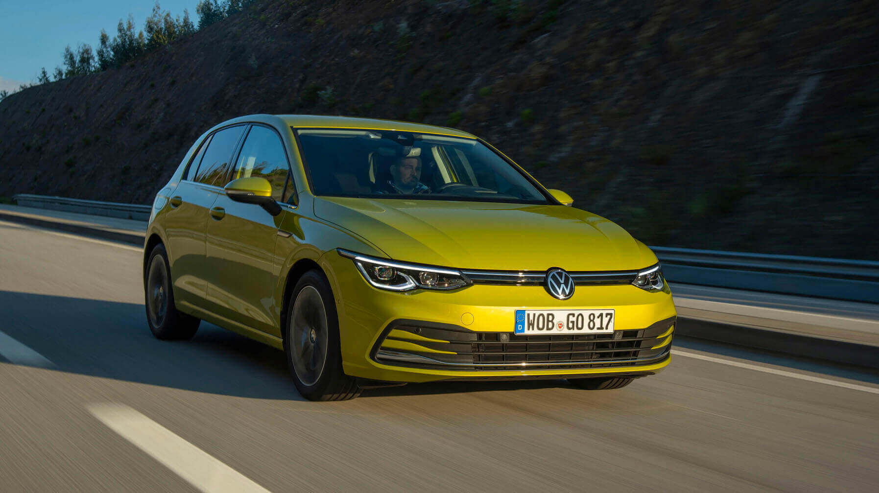The best new cars for spring 2020; Volkswagen Golf main