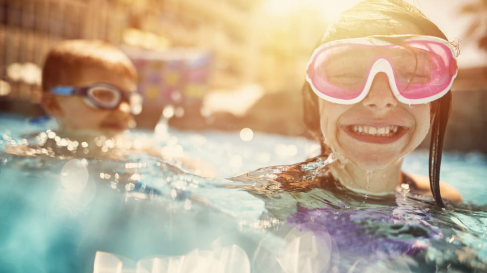 Kids activities on all-inclusive holidays