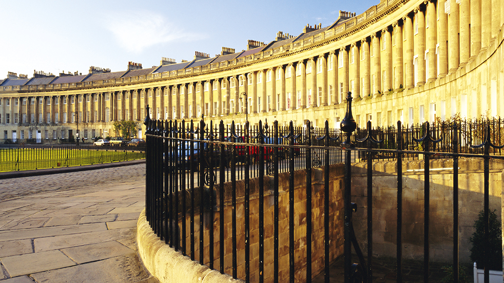 No 1 Royal Crescent Bath
