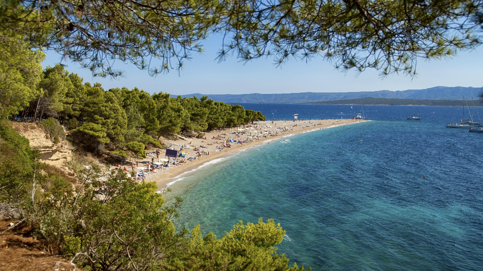 Things to do in Zlatni Rat Croatia