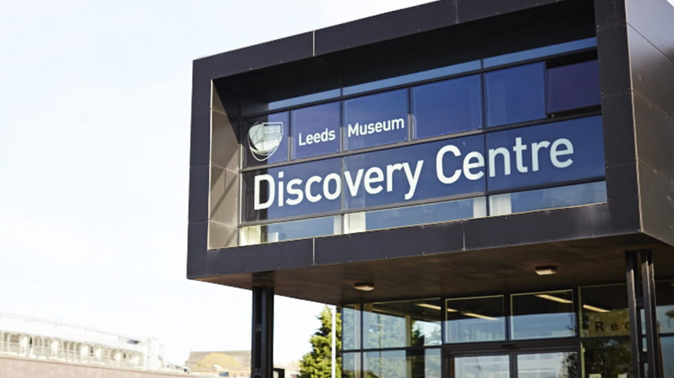 Visit Leeds Discovery Centre