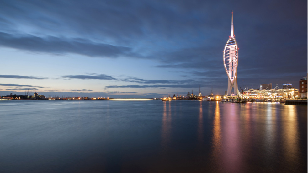 Emirates Spinnaker Tower Portsmouth