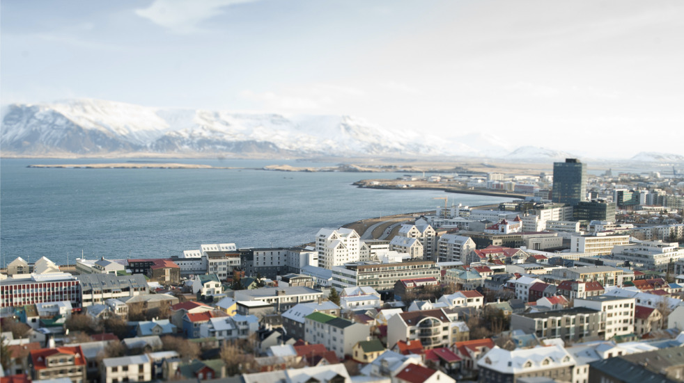 Things to do at Mt Esja Reykjavik Iceland