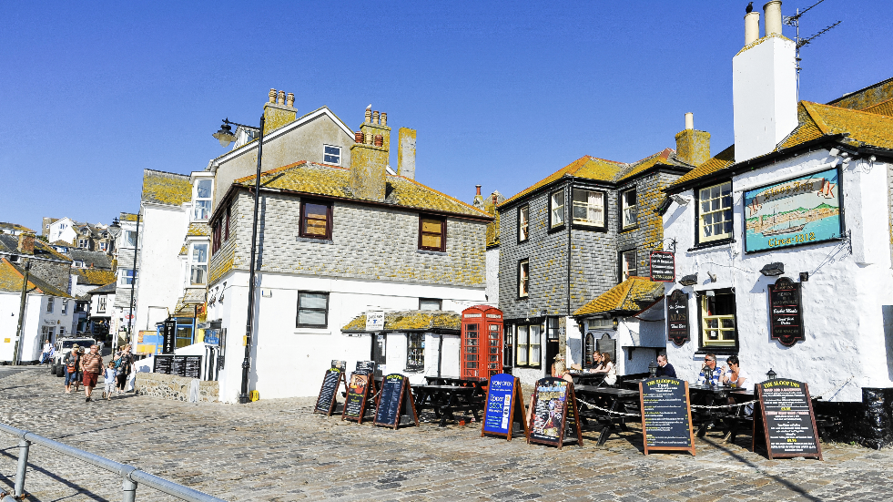 Best cafes and restaurants in St Ives