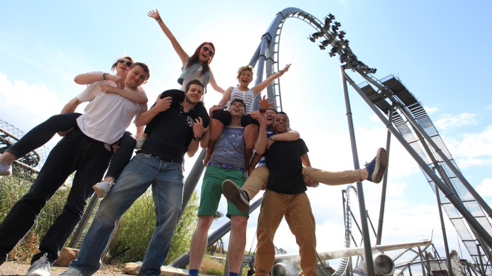 Thorpe Park group