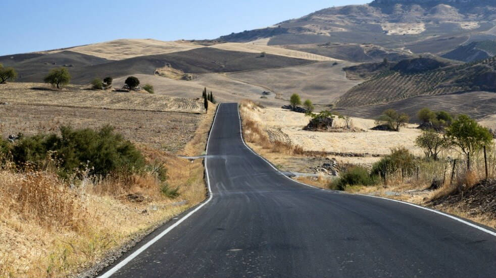 The best road trips through andalucia spain
