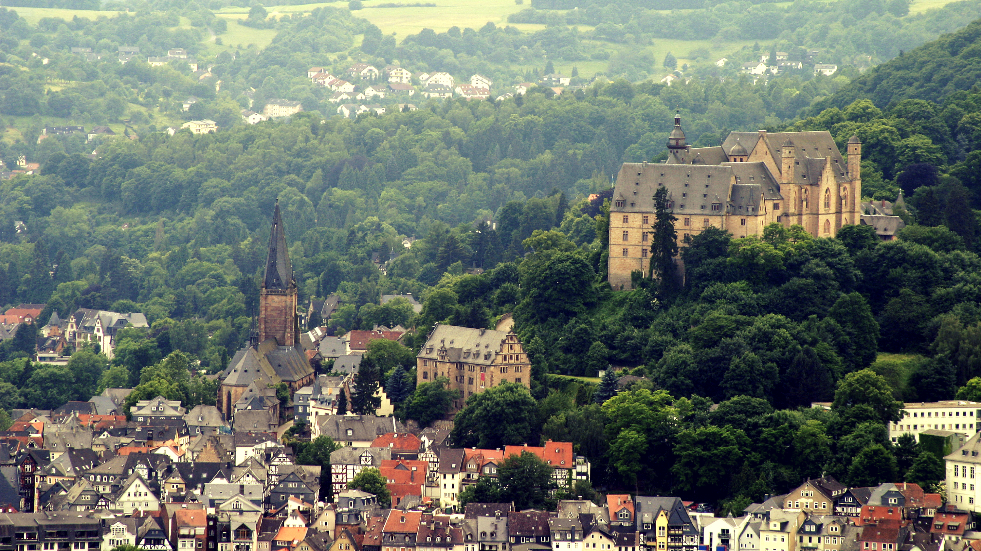 Marburg Germany road trip