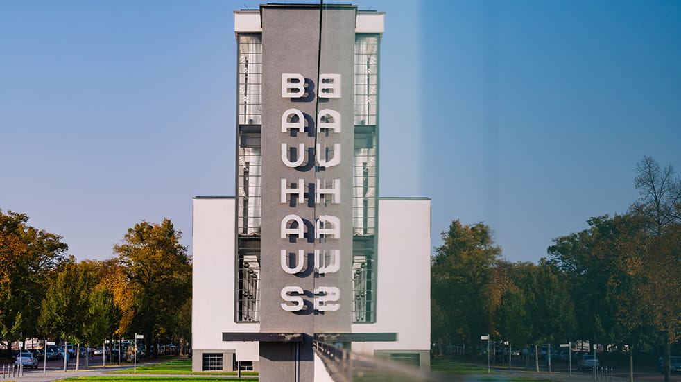 Top 2019 holiday destinations: Bauhaus School of Art & Architecture, Germany