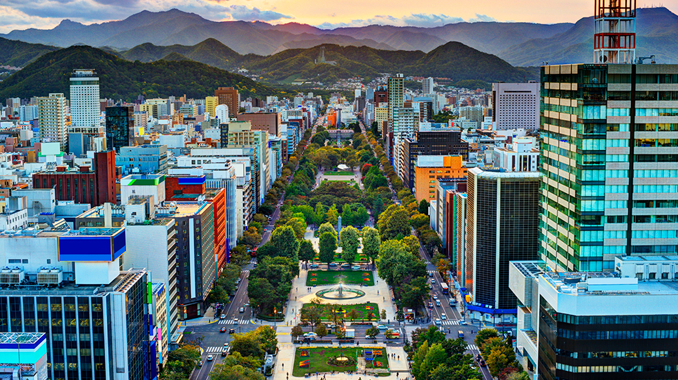 Top 2019 holiday destinations: Sapporo, Japan