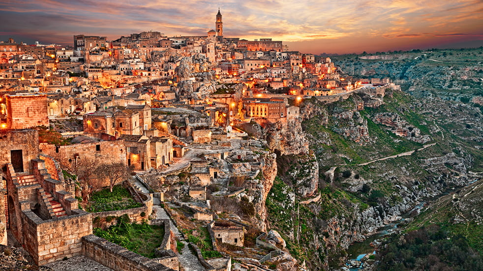 Top 2019 holiday destinations: Matera, Italy