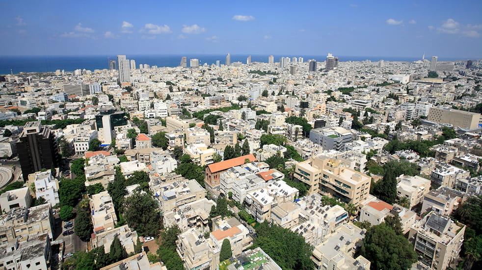 Top 2019 holiday destinations: Tel Aviv white city