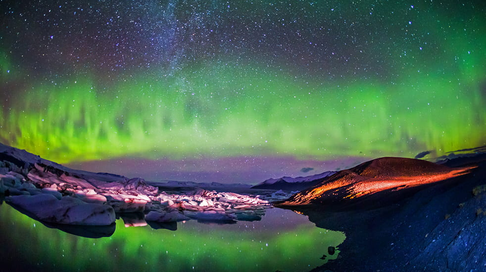 Top 2019 holiday destinations: Tromso Northern Lights