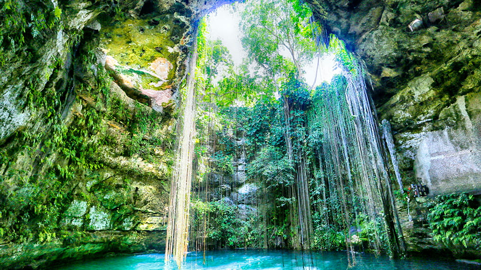 Top 2019 holiday destinations: Yucatan, Mexico