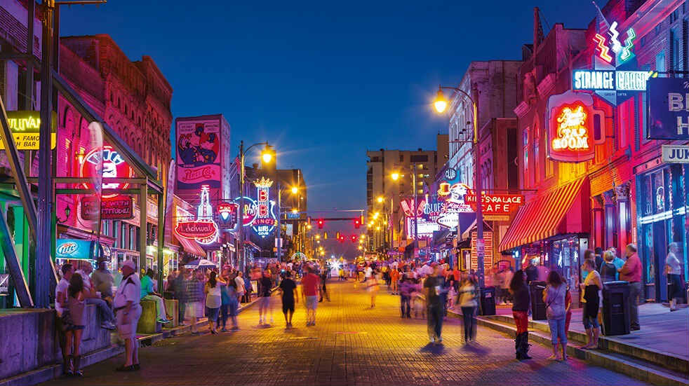 American Sky holiday destinations: New Orleans