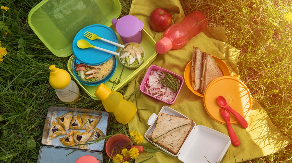 foods to pack for the perfect picnic