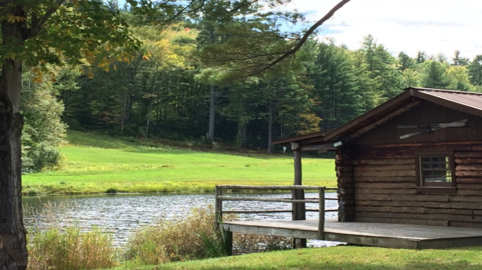 Canoeing and mountain biking in Vermont