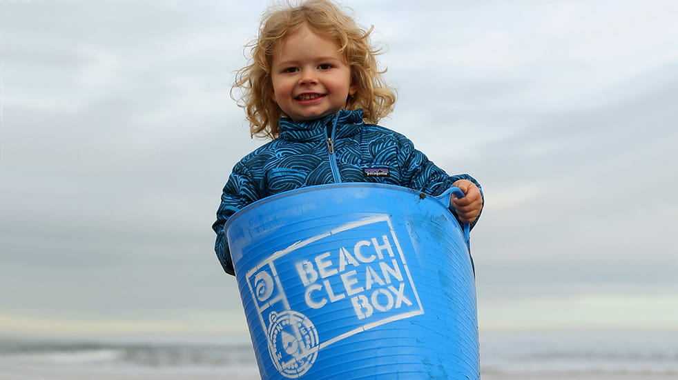 Volunteer for a beach clean with Surfers Against Sewage
