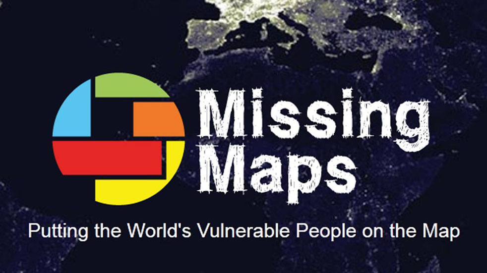 Volunteering from home; Missing Maps