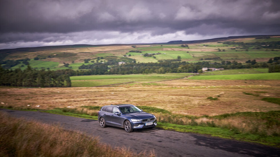 Volvo review: volvo driving