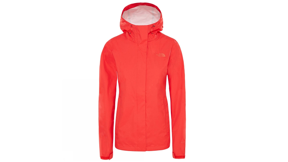 Best wet weather gear: North Face Womens Venture 2 jacket