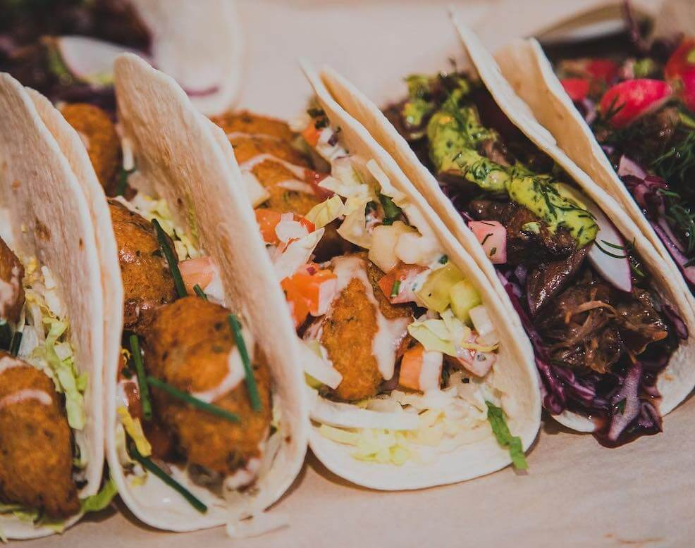 Where to eat by the sea: Taco Boys near Penzance, Cornwall