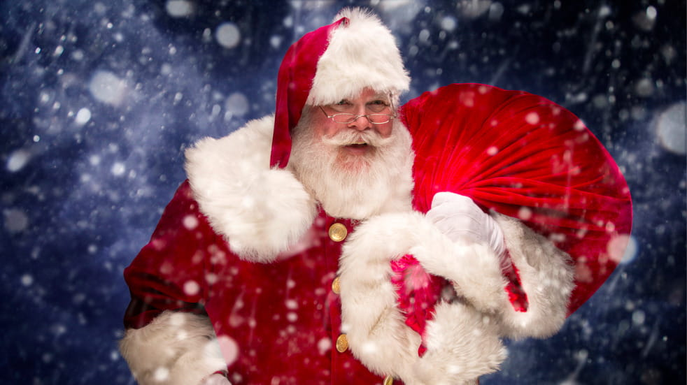 Places to meet Father Christmas