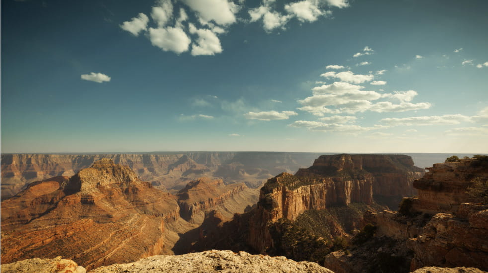 Experience adventure Grand Canyon holidays