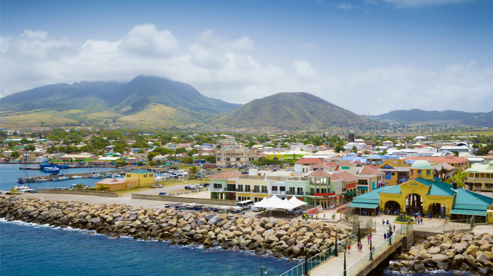 Holidays in St Kitts Nevis Island