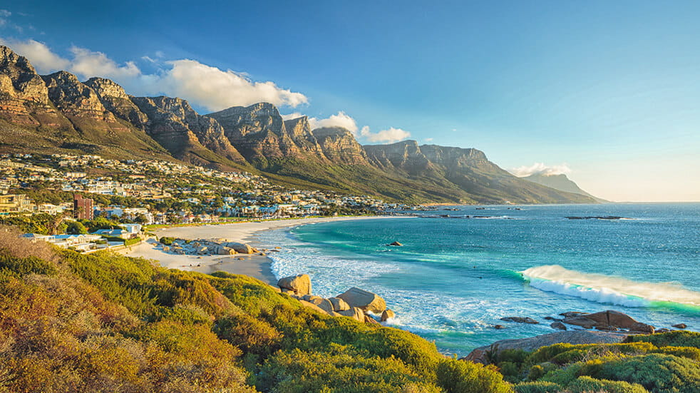 Why a Western Cape roadtrip is a feast for the senses Twelve Apostles coastline