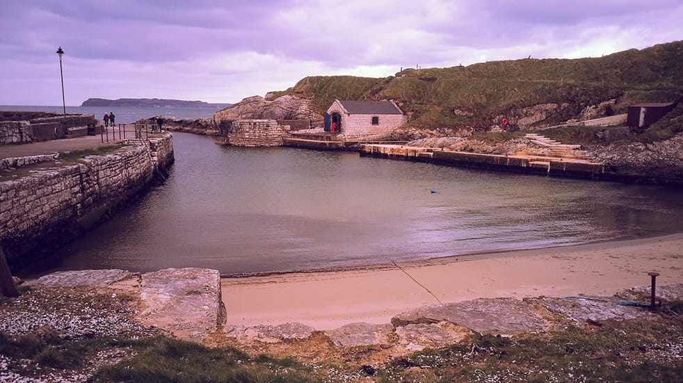 Why an Irish roadtrip should be on your bucket-list Balintoy Harbour