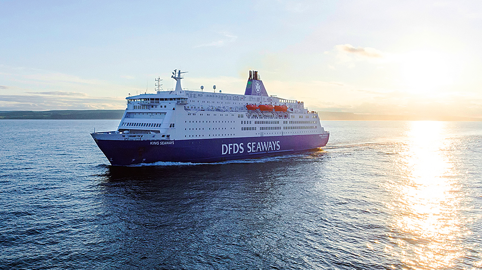 Why choose ferry travel to Europe: DFDS ferries